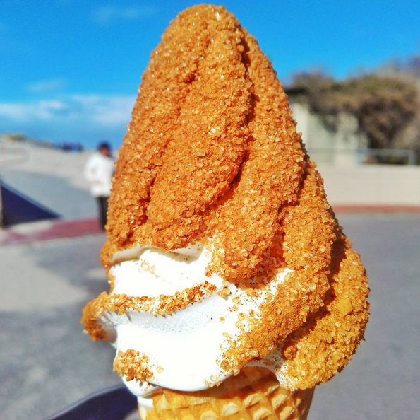 An Ice Cream Is No Longer What It Used To Be
