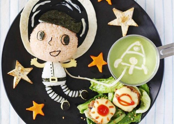 These Moms Create Amazing Food Art to Make Their Kids Eat Healthy