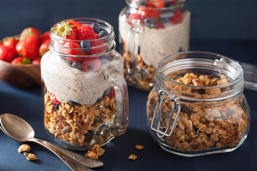 5 Incredible Meals You Can Make in a Mason Jar