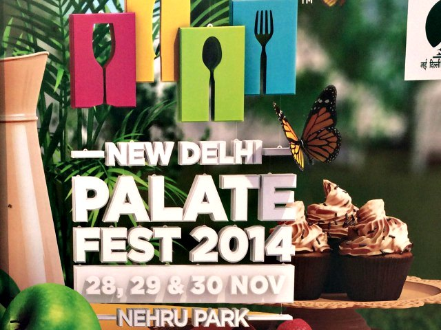 Photo : The Ultimate Food Festival: Palate Fest 2014