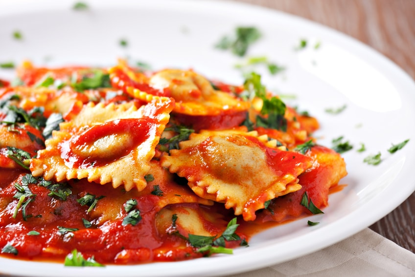 Vegetarian? 5 Pasta Recipes That Will Change Dinner Forever