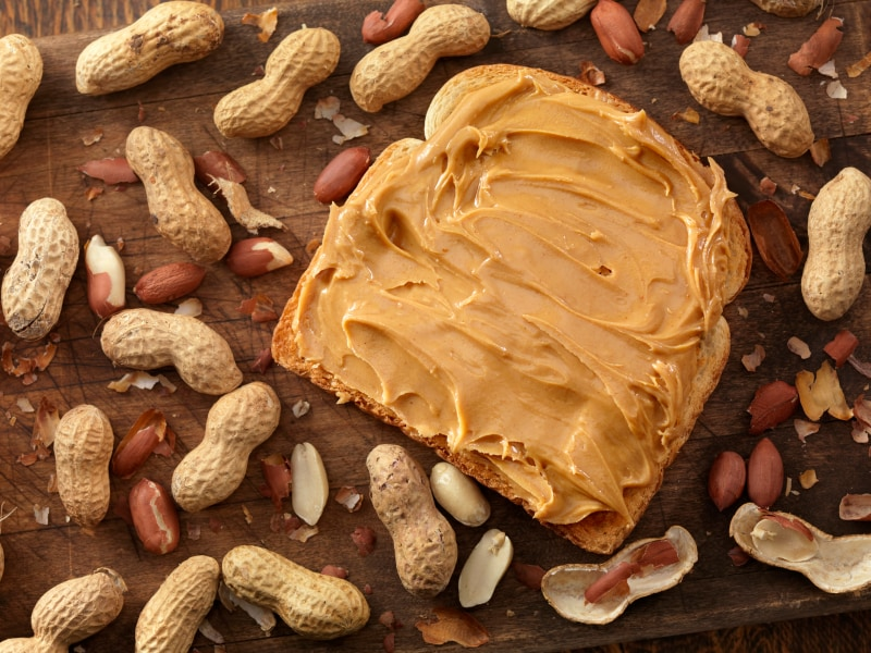 5 Lip Smacking Peanut Buttter Recipes