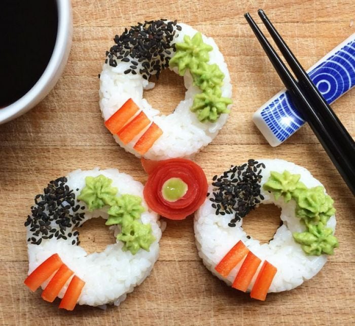 sushi trend Here are five millennial-fueled food trends you shouldn't be afraid to try  sushi  burrito or sushito is a perfect marriage of japanese and.