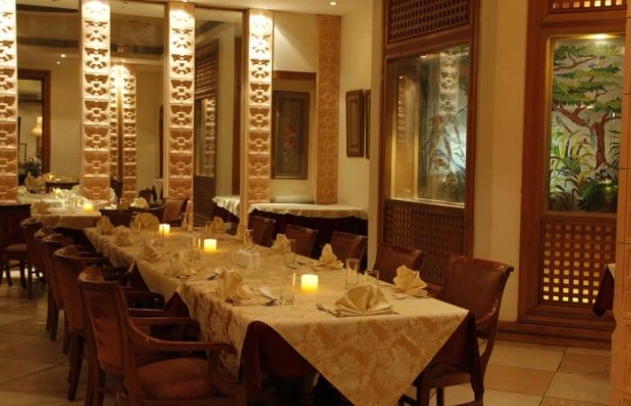Oriental restaurant revamped: Chopsticks
