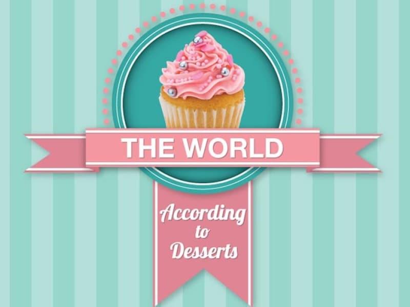 Photo : The World According to Desserts