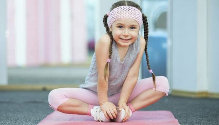 Yoga for Kids: 5 Fun Asanas for Your Little One