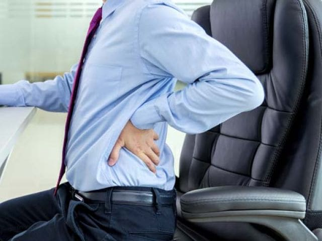 Photo : Get Rid of That Back Pain: 5 Yoga Asanas to Try