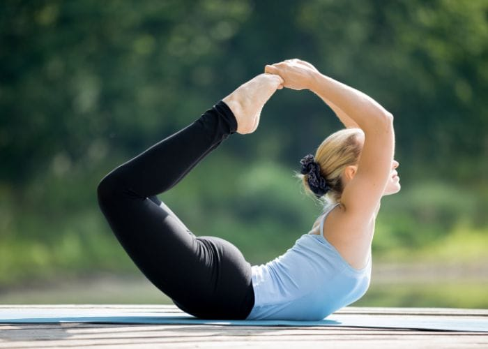 Get Rid of That Back Pain: 5 Yoga Asanas to Try