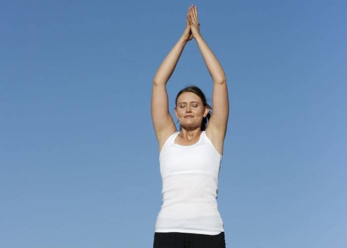 10 Easy Yoga Postures for a Healthy Heart