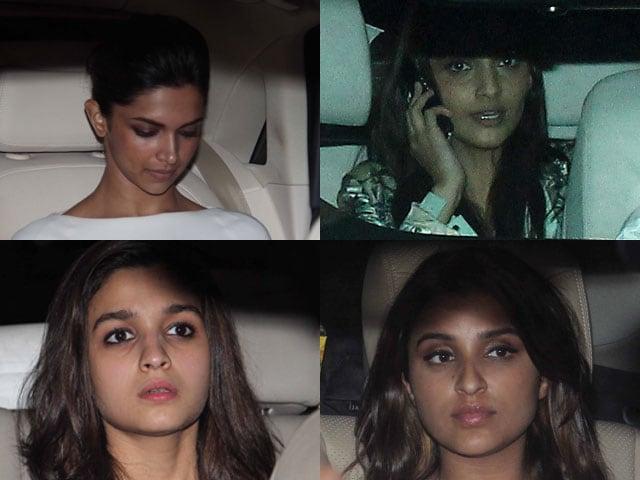 2 States, many stars: Deepika, Sonam, Alia, Parineeti