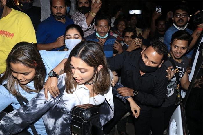 Deepika Padukone And Ranveer Singh\'s Mid-Week Diaries