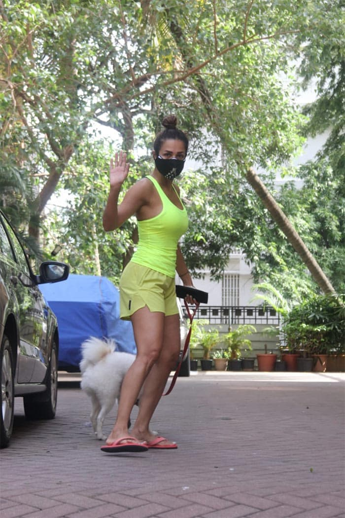 Keeping Up With Malaika Arora, Kim Sharma And Other Celebs