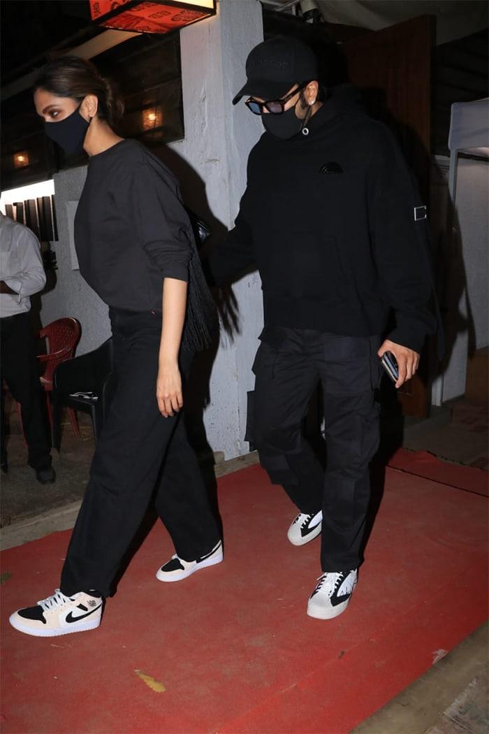 Twinning And Winning: Deepika Padukone And Ranveer Singh