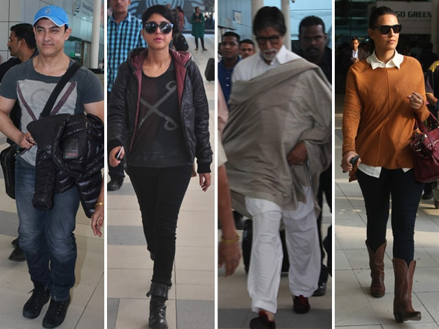 Aamir, Kiran, Big B and Neha's Travel-nama