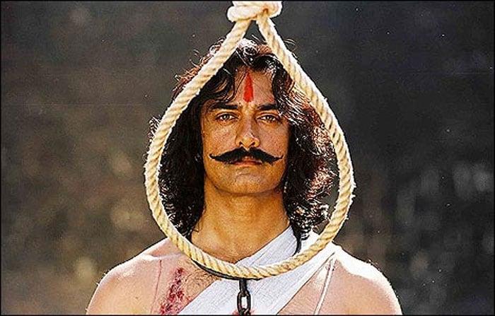 Aamir\'s on-screen avatars
