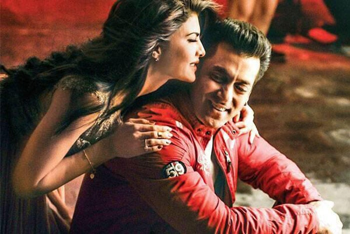 Love in the Air: Salman, Jacqueline