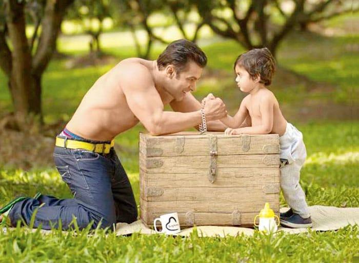 Uncle Salman Khan meets his match in Yohan