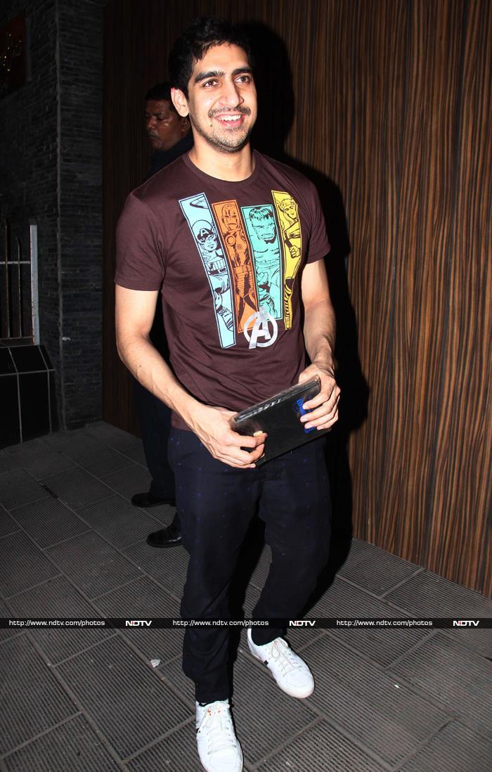 Katrina, Ranbir and KJo Were Invited to Aamir\'s Party