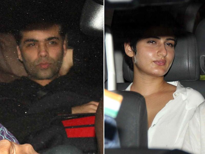 Photo : आमिर ने रखी 'दंगल' की स्क्रीनिंग, शामिल हुए ये सितारे...