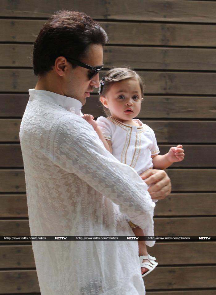 Aamir and Family Wish You a Happy Eid