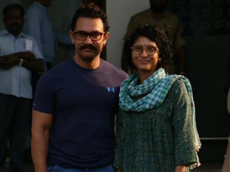 Photo : Aamir Khan, Where's Your Favourite Travel Buddy?