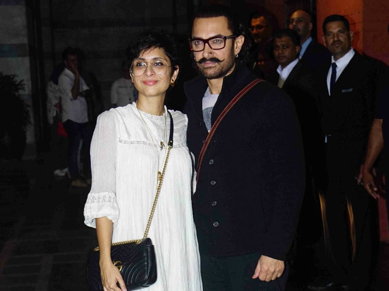 Inside Aamir Khan And Kiran Rao's Secret Superstar Party