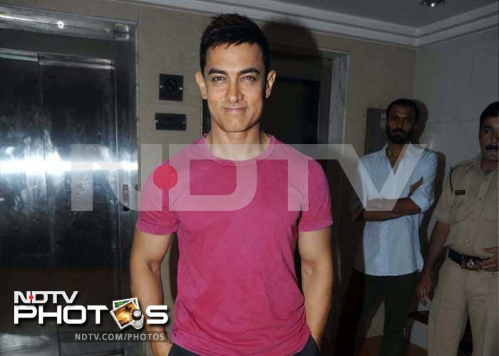 Is this Aamir\'s Dhoom: 3 look?