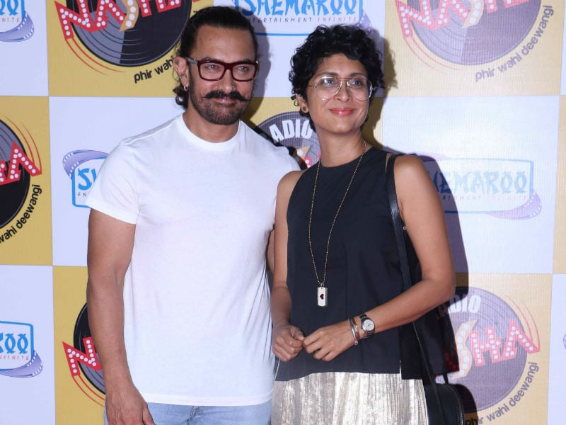 A Qayamat Se Qayamat Tak Reunion For Aamir