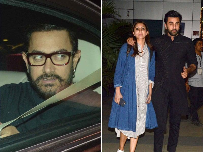 Photo : आमिर और रणबीर के स्टाइल के हो जाएंगे दिवाने, तस्वीरों में देखें 'ऐ दिल का दंगल'