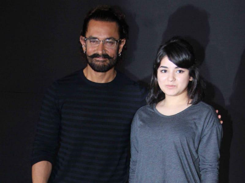 Photo : 'सीक्रेट सुपरस्टार' से आमिर खान फिर करेंगे 'दंगल'