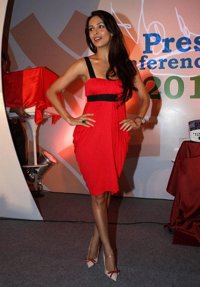Malaika Arora Khan At Taiwan Excellence Campaign