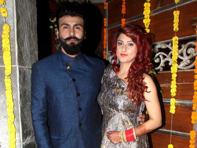 Aarya Babbar and Jasmine Puri's Wedding Album