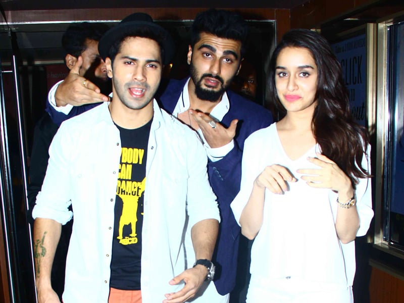 Blood on the Dance Floor: Varun, Shraddha's Date With Arjun