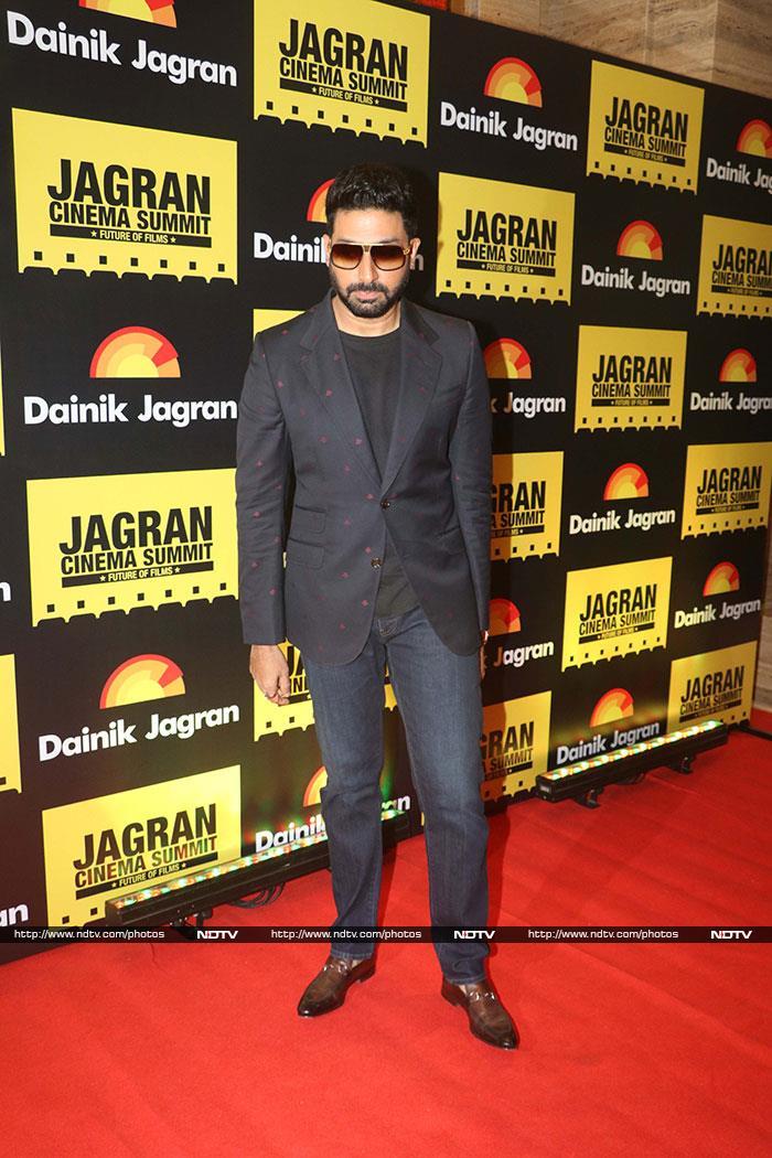 Hello There! Abhishek Bachchan