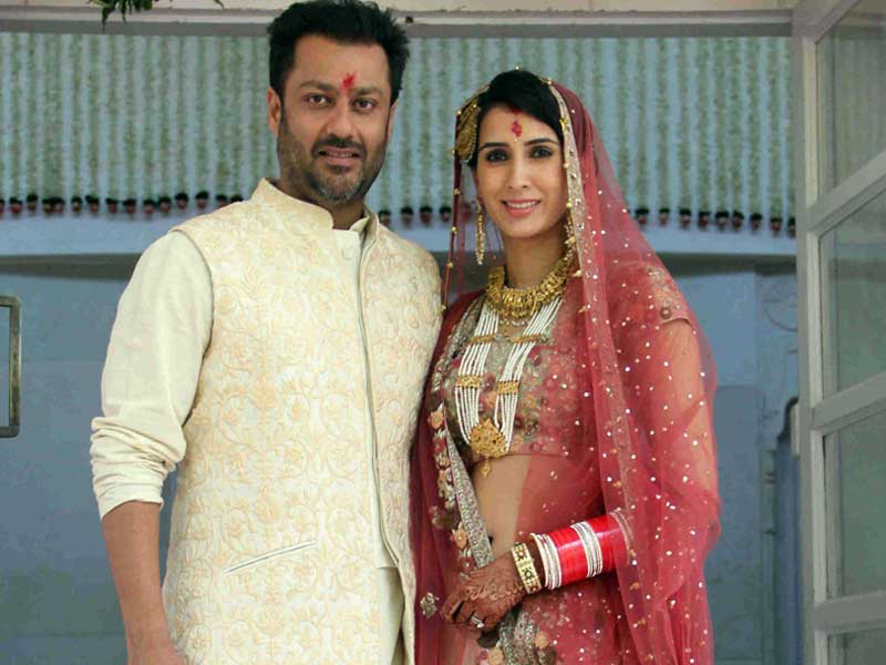 Inside Abhishek Kapoor and Pragya's Starry Wedding
