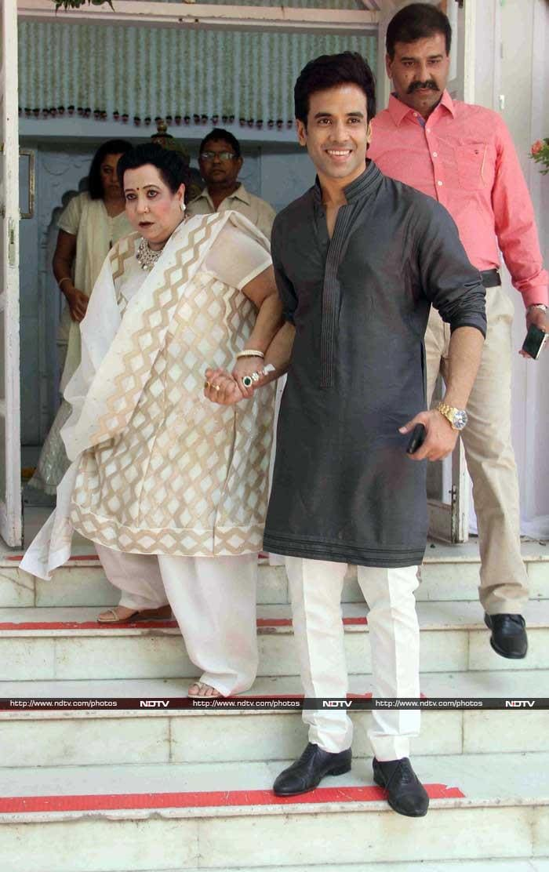 Inside Abhishek Kapoor and Pragya\'s Starry Wedding