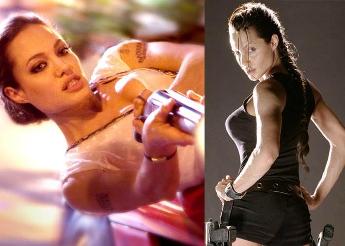 Top 10 action heroines
