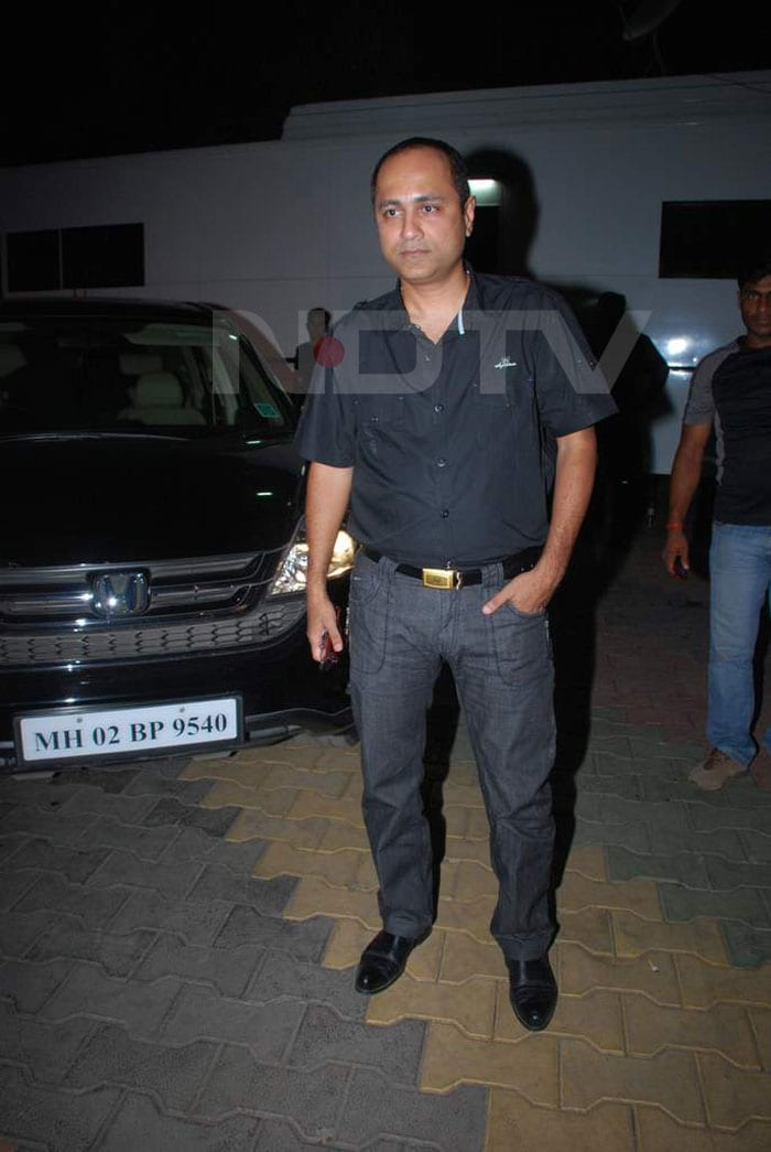 Ash, Akshay promote Action Replayy