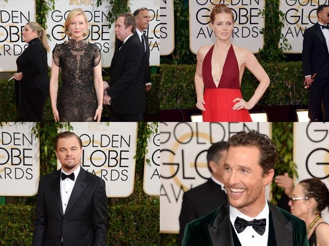 Photo : Golden Globes 2014: The Winners
