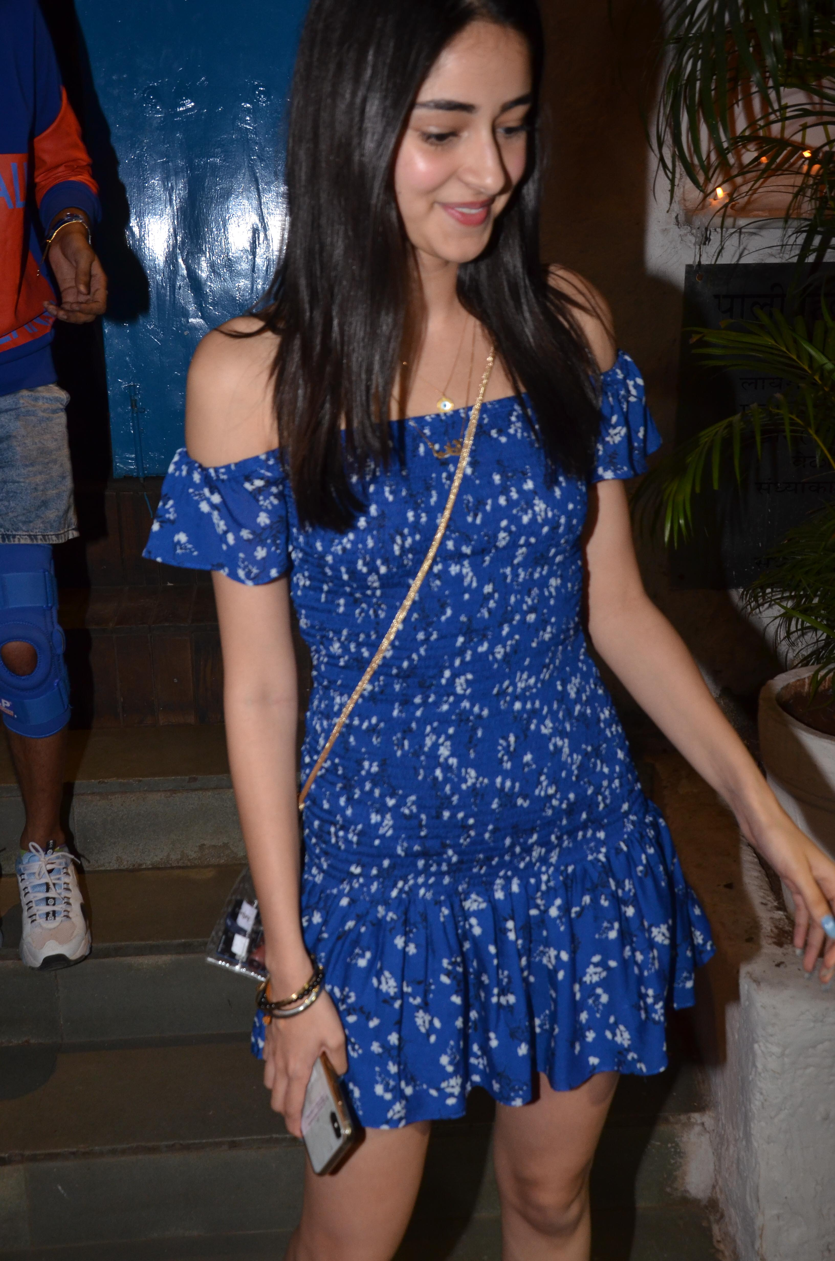 A Day In The Lives Of Shraddha Kapoor And Ananya Panday