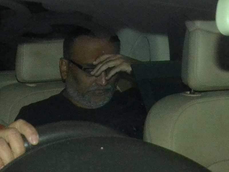 Aditya Chopra And Karan Johar's Boy's Night Out With Varun And Sidharth