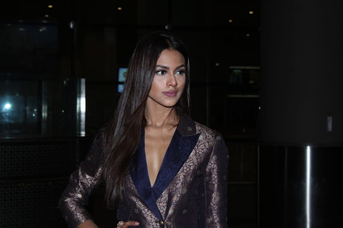 Miss Universe Runner-Up Adline Castelino Returns To India After Her Big Win