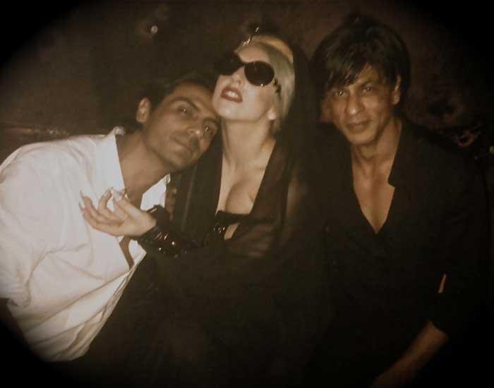 Lady Gaga goes gaga over Bollywood