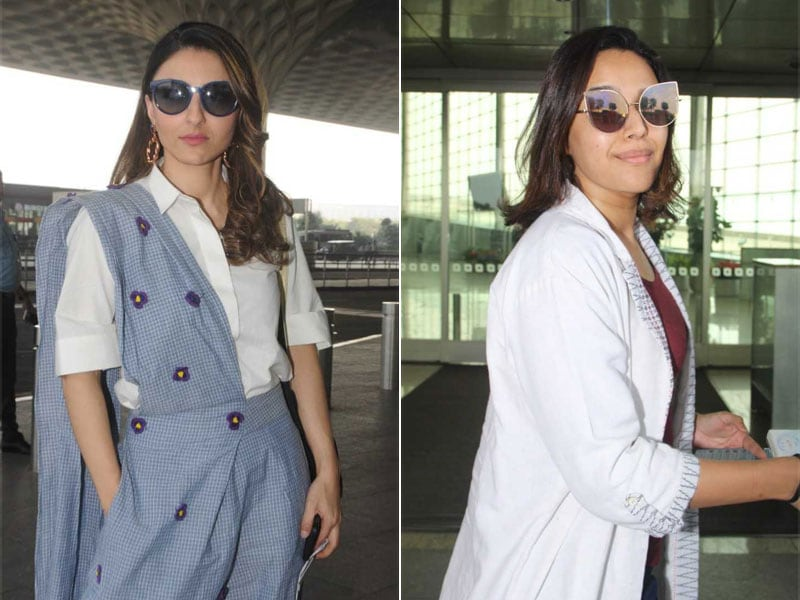 Soha And Swara's Airport Diaries