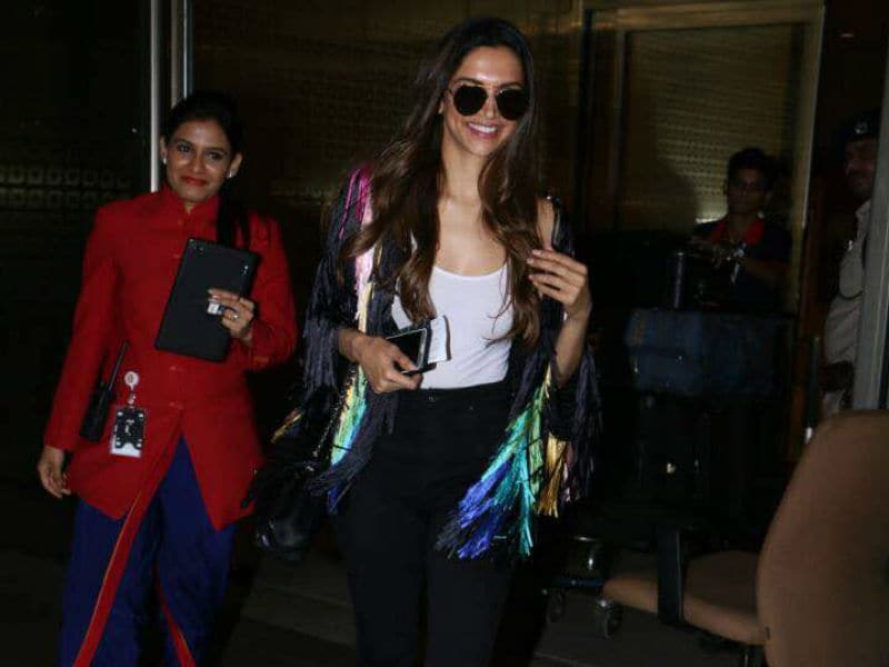 Deepika Padukone, The Red Carpet Queen, Is Back