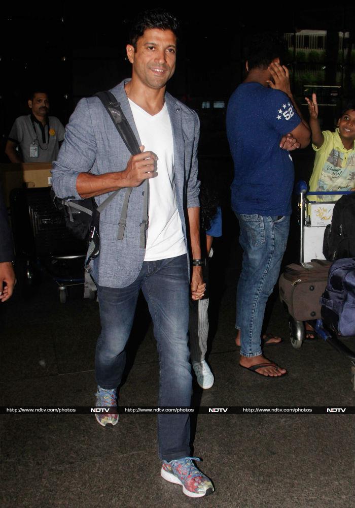 Anushka Sharma Redefines Airport Fashion