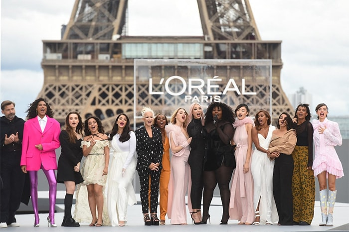 Aishwarya Rai Bachchan Walks The Ramp At Paris Fashion Week
