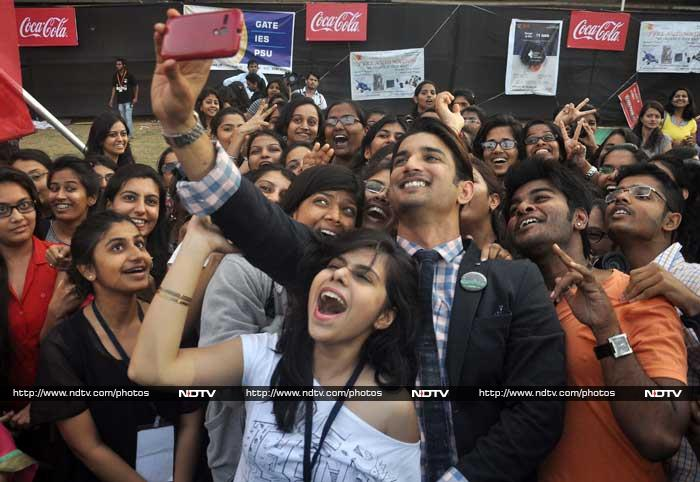 Detective Style: Sushant Goes to College