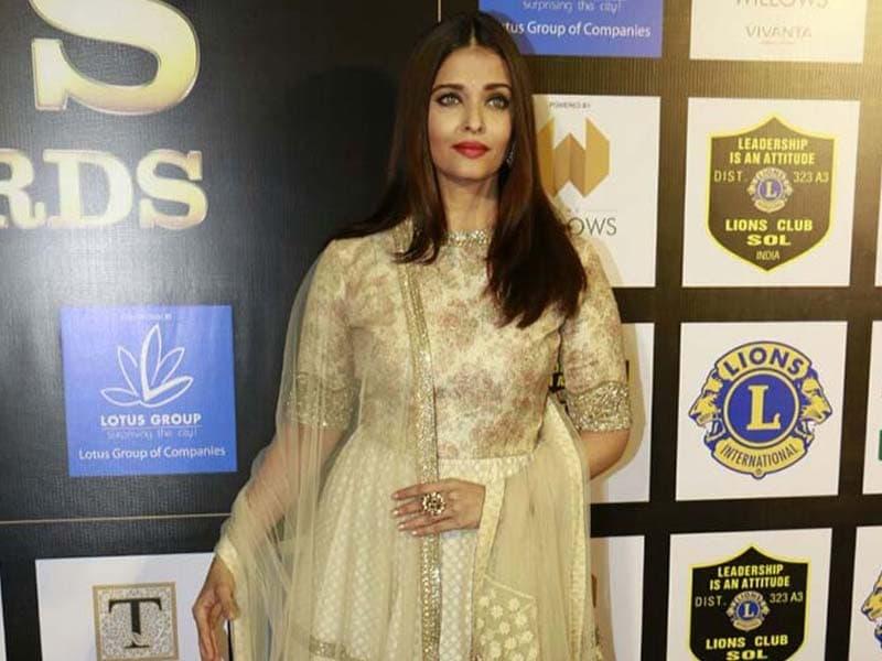 The Spotlight Followed Aishwarya Rai Bachchan