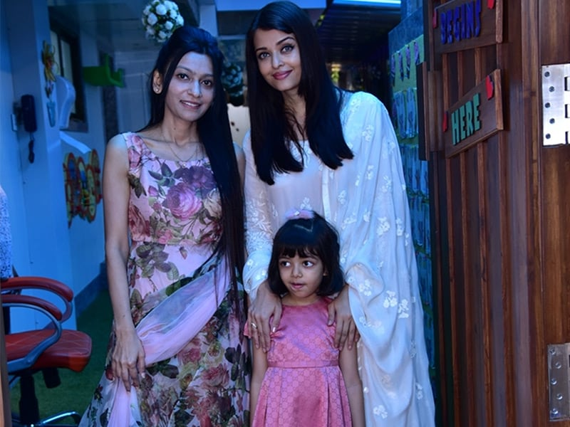 Ash, Aaradhya's Playschool Diaries